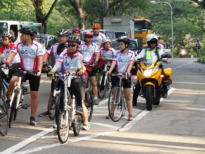 Cycling Event